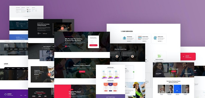 paginas web preparadas y listas